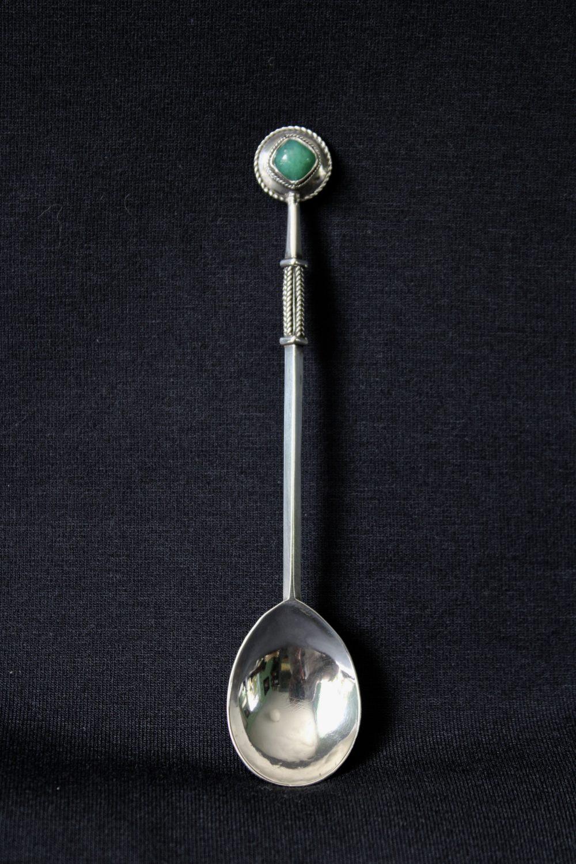 Bernard Cuzner silver spoon