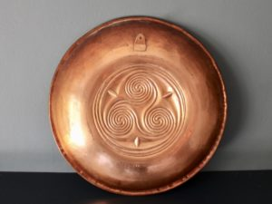 Francis Cargeeg copper charger