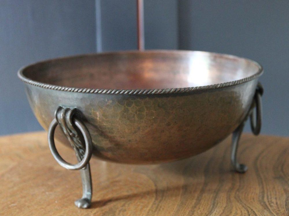 Dryad Metal Works bronze bowl