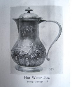 Duchess of Sutherland Cripples Guild hot water jug