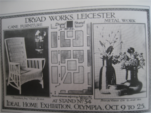 Dryad Works advert
