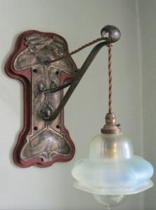 Faulkner Bronze Co light