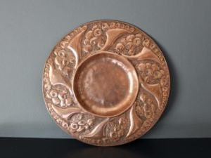 Yattendon copper charger