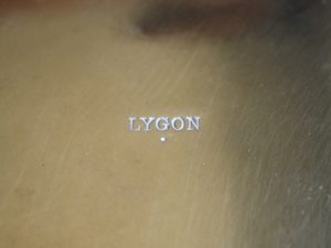 Gordon Russell Lygon bowl