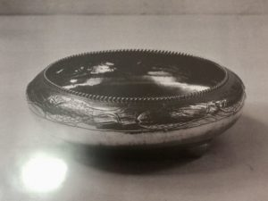 Gordon Russell brass Lygon bowl