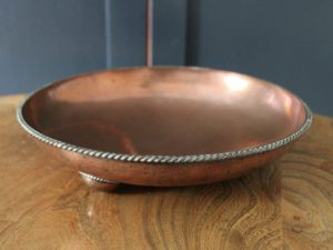 Gordon Russell Lygon copper bowl