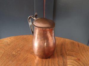 K.S.I.A Temple jug