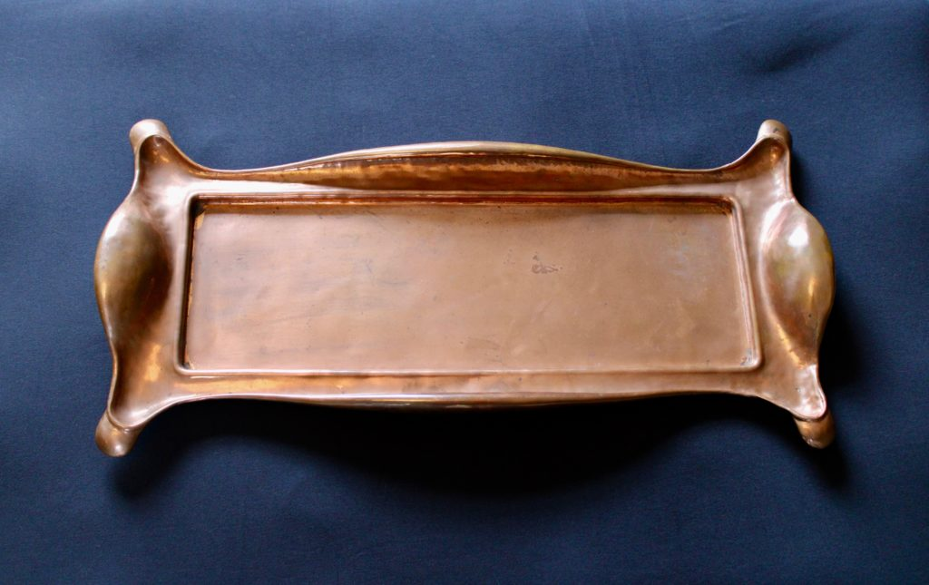 Norman and Ernest Spittle Tray