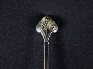 Florence Stern silver spoon