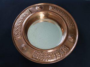 Francis cargeeg copper mirror