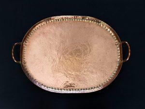 Newton School copper tray