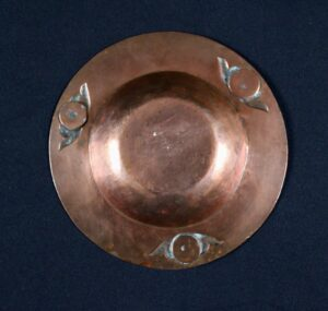 Potteries Guild of Cripples pin dish