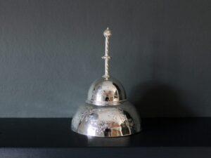 DSCG silver plated bell