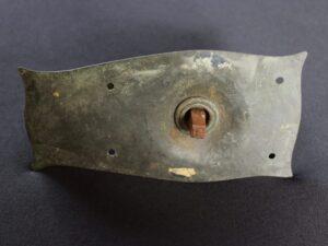 Rathbone copper door handles