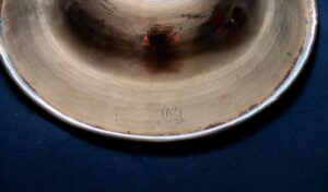 Francis Cargeeg copper dish