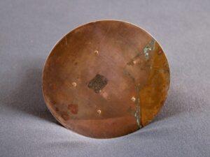 Jesson Birkett Co copper inkstand